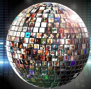 HP - Disco Friends Ball